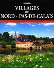 Villages du nord-pas-de-calais - Couverture - Format classique