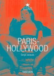 Serge jacques - paris-hollywood-trilingue - Couverture - Format classique