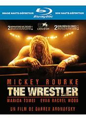 The Wrestler - Couverture - Format classique