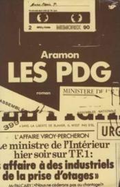 Les PDG - Couverture - Format classique