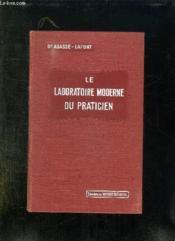 Le Laboratoire Moderne Du Praticien. - Couverture - Format classique