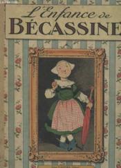 L'Enfance De Becassine - Couverture - Format classique
