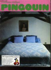 Le Nouveau Catalogue Pingouin - N°3 Special Decoration - Couverture - Format classique