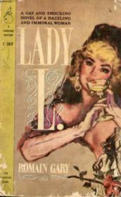 Lady L. - Couverture - Format classique