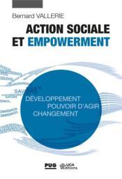 Action sociale et empowerment - Couverture - Format classique
