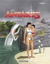Antarès ; INTEGRALE T.1 A T.6 - Couverture - Format classique