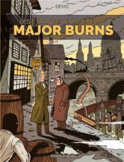 Les étranges enquêtes du Major Burns - Couverture - Format classique