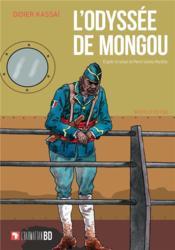 Odyssée de Mongou - Couverture - Format classique