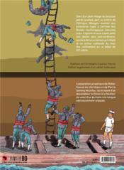 Odyssée de Mongou - 4ème de couverture - Format classique