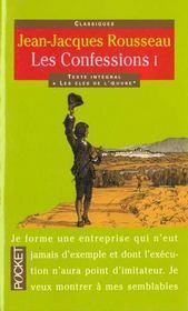 Les confessions - tome 1 - Intérieur - Format classique
