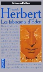 Les Fabricants D'Eden - Couverture - Format classique