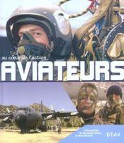 Aviateurs Au Coeur De L'Action - Intérieur - Format classique
