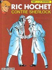 Ric Hochet T.44 ; Ric Hochet contre Sherlock - Intérieur - Format classique
