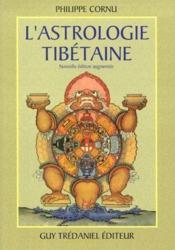 L'astrologie tibétaine - Couverture - Format classique
