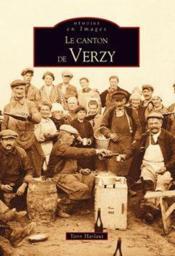 Le canton de Verzy - Couverture - Format classique
