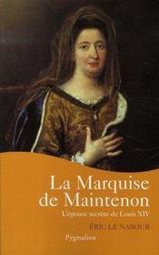 La marquise de maintenon - Intérieur - Format classique