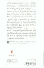 Archipel Des Mouches - 4ème de couverture - Format classique
