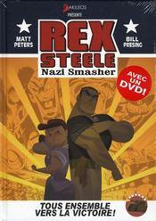 Rex Steele ; nazi smasher - Intérieur - Format classique