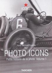 Petite histoire de la photo t.1 - Intérieur - Format classique