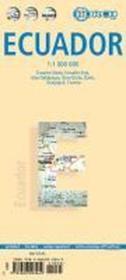 Ecuador 1:1 000 000 - Couverture - Format classique