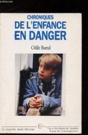 Chroniques De L'Enfance En Danger - Couverture - Format classique
