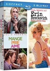 Mange, Prie, Aime + Erin Brockovich - Couverture - Format classique