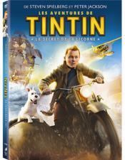 Les Aventures De Tintin : Le Secret De La Licorne - Couverture - Format classique