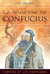 La sagesse de Confucius - Couverture - Format classique
