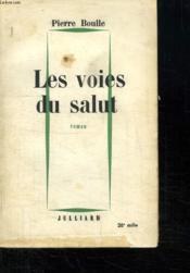 Les Voies Du Salut. - Couverture - Format classique