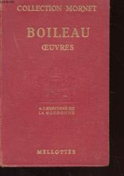 Boileau - Couverture - Format classique