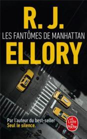 Les fantômes de Manhattan - Couverture - Format classique