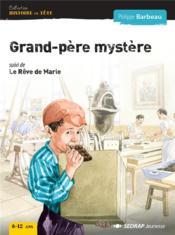 Grand-pere mystere... - lot de 5 romans + 1 fichier - Couverture - Format classique