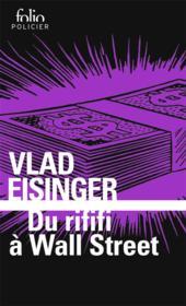 Du rififi à Wall Street - Couverture - Format classique