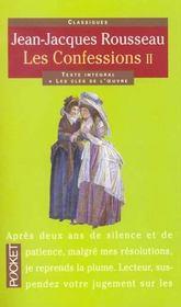 Les Confessions T.2 - Intérieur - Format classique
