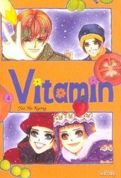 Vitamin T.2 - Intérieur - Format classique