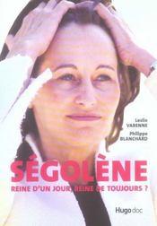 Ségolène, reine d'un jour, reine de toujours ? - Intérieur - Format classique