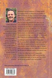 Se Liberer De L'Anxiete Par L'Herboristerie - 4ème de couverture - Format classique