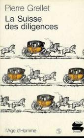 Suisse Des Diligences (La) Ps38 - Couverture - Format classique