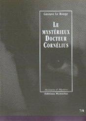 Le mystérieux docteur Cornélius t.7 et t.8 - Couverture - Format classique