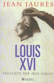 Louis xvi le proces de la royaute - Intérieur - Format classique