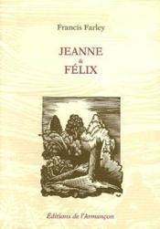 Jeanne et Félix - Couverture - Format classique