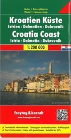 Croatia coast - Couverture - Format classique