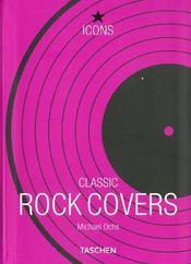 Vintage / classic rock covers-trilingue - Intérieur - Format classique