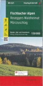 Fischbacher, Alpen, Roseggers ; WK O21 - Couverture - Format classique