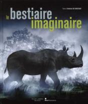 Le bestiaire imaginaire - Couverture - Format classique