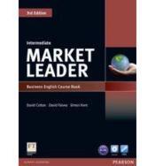 Market leader 3rd ed intermediate course book w/ dvd-rom - Couverture - Format classique