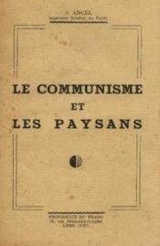 Le communisme et les paysans - Couverture - Format classique