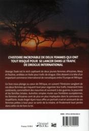 Dealeuses de drogue strange trader - 4ème de couverture - Format classique
