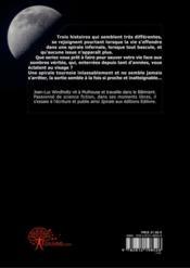 Spirale - 4ème de couverture - Format classique