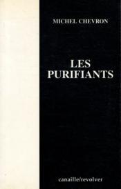 Les purifiants - Couverture - Format classique